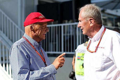 Lauda moque la précipitation de Red Bull à prolonger Verstappen