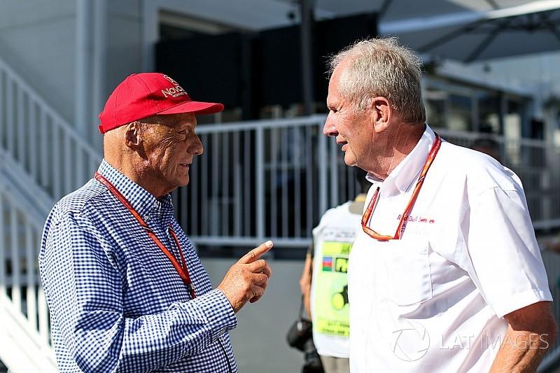 """Lauda adviseert Red Bull: """"Zet een nieuwe chip in het brein van Verstappen"""""""