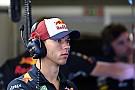 Гасли не оставил надежду попасть в Формулу 1 в 2018 году