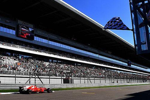 """Vettel: """"No pensé que lo podríamos lograr aquí"""""""