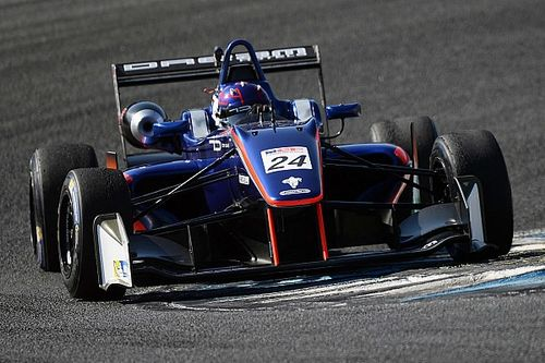 Estoril EF Open: Vaidyanathan scores maiden podium in Race 1