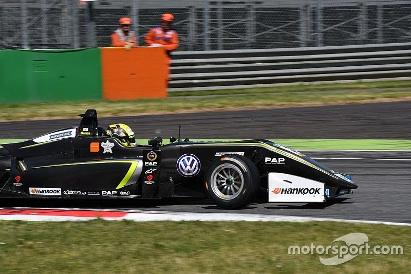 Monza F3: Eriksson, Norris ve Ilott kazandılar