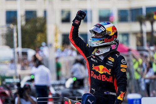 Analysis: How Ricciardo navigated Baku chaos to win from 17th