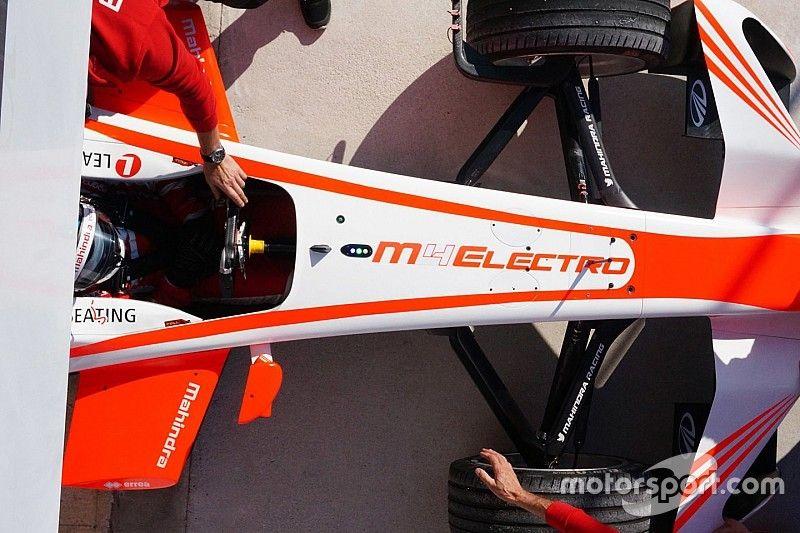 Mahindra correrá su nuevo coche de Fórmula E en Goodwood