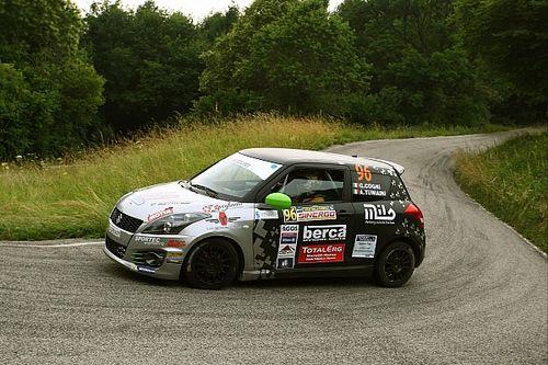 Suzuki Rally Cup: al Rally della Marca, la gara perfetta di Cogni