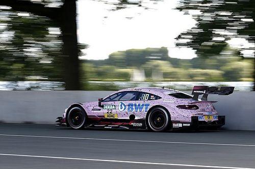 DTM 2017 am Norisring: Lucas Auer mit neuer Mercedes-Bestzeit