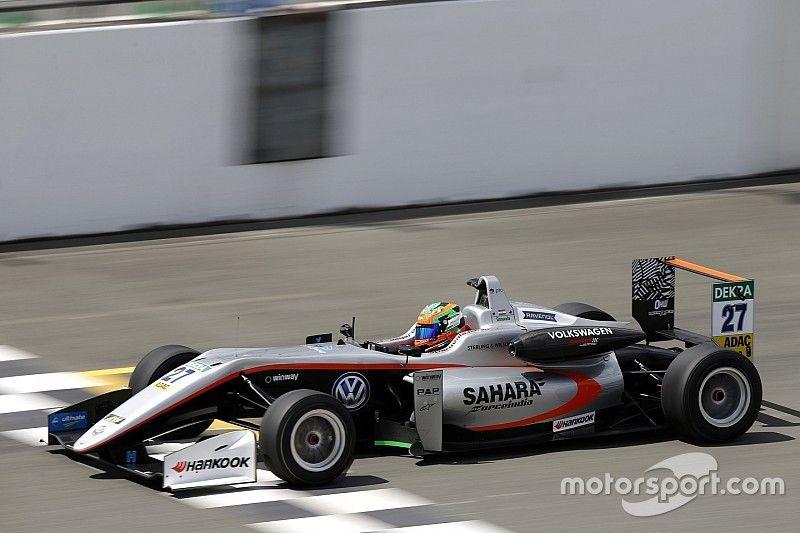 فورمولا 3: داروفالا يفوز بالسباق الأخير في نوريسرينغ مُحرزًا انتصاره الأوّل في البطولة