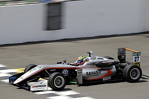 F3 Europe Race report Norisring F3: Daruvala fends off Gunther for maiden win