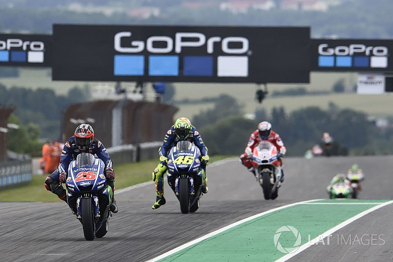 """Vinales: Lost points mean I'm starting """"from scratch"""""""