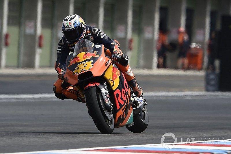 Espargaro: Brno KTM için daha iyi geçebilirdi