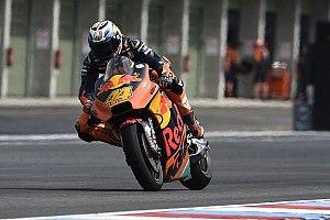 【MotoGP】チェコ9位のエスパルガロ「ドライでQ2進出も見えていた」