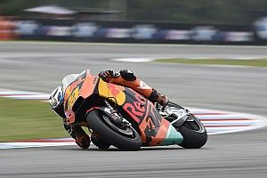 Offrir son 1er top 10 à KTM, une émotion unique pour Pol Espargaró
