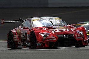 【スーパーGT】ZENT CERUMO、硬めのタイヤで決勝上位進出を目指す
