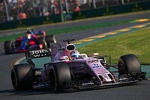 【F1】開幕戦7位のペレス「マシンの実力以上の結果。これから苦しむ」