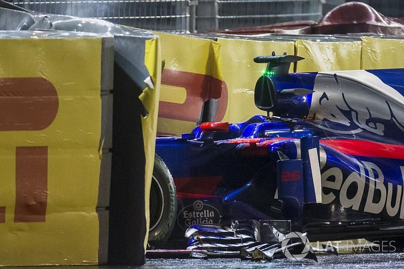 Bilan saison - Kvyat et Red Bull, l'inéluctable divorce