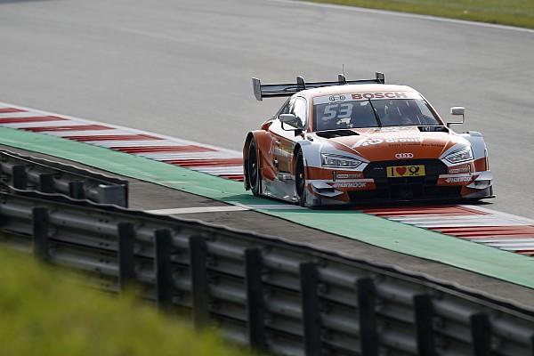 Red Bull Ring DTM: Pole pozisyonu Green'in, Ekström geride kaldı