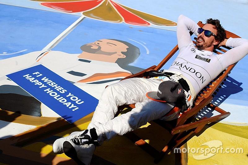¿Con qué piloto de Fórmula 1 te irías de vacaciones?