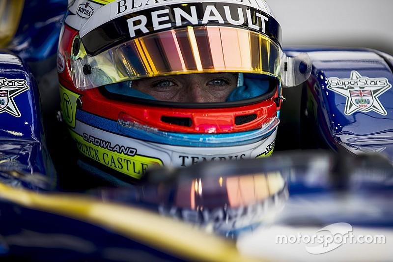 【F1】オリバー・ローランド「クビサはルノーのシートを争うライバル」