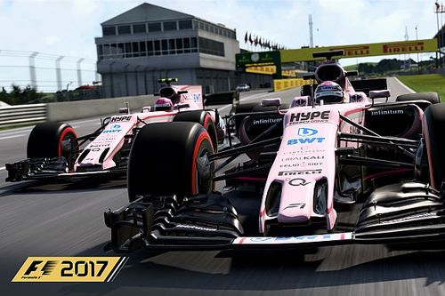 Gallery: The Force India VJM10 in F1 2017