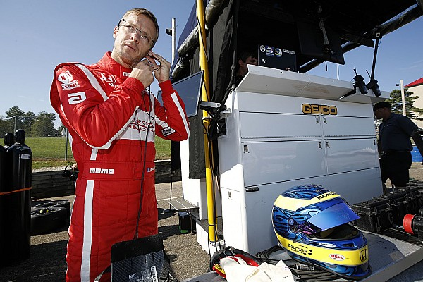 IndyCar Bourdais regresa a la pista después de su incidente en Indy 500