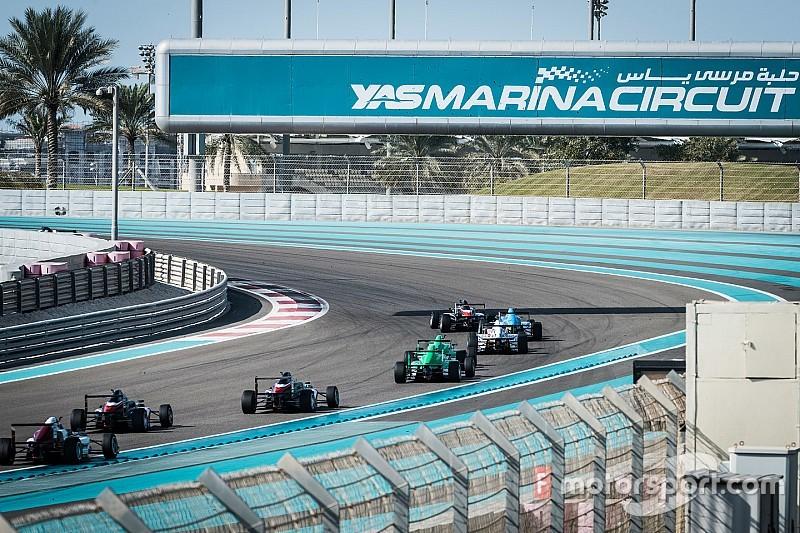 الإعلان عن روزنامة الفورمولا 4 الإماراتيّة لموسم 2017/2018