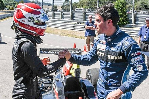 Pedro Piquet é 4º e conquista vice na Toyota Racing Series