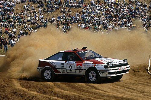 La primera victoria de Sainz en el WRC