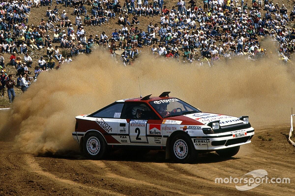 Il y a 30 ans : la première victoire de Sainz en WRC
