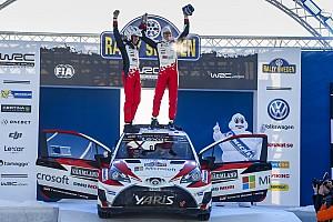 WRC Analisi Toyota ha bruciato le tappe: obiettivi 2017 raggiunti dopo due gare!