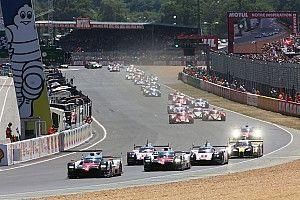 Daftar penerima undangan otomatis Le Mans 24 Jam 2018