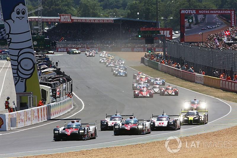 """WEC: """"Super-Saison"""" 2018/2019 mit 2x 24h Le Mans"""