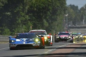 "Final lap of Le Mans GTE battle ""like a movie"" - Tincknell"