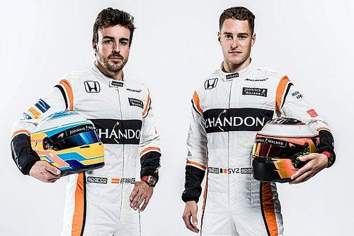 Vandoorne - Débuter avec des F1 physiques et Alonso comme équipier