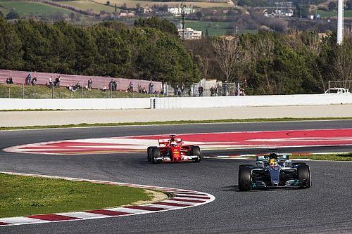 Confira números da primeira semana de testes da F1