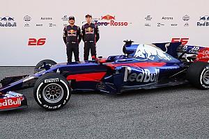 Формула 1 Аналитика Технический анализ: первый взгляд на Toro Rosso STR12