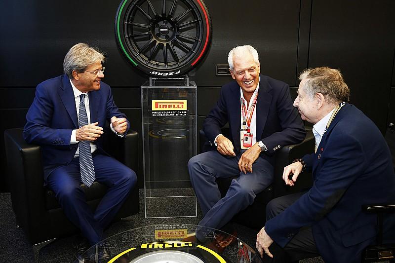 Pirelli Formula 1'den ayrılabilir!