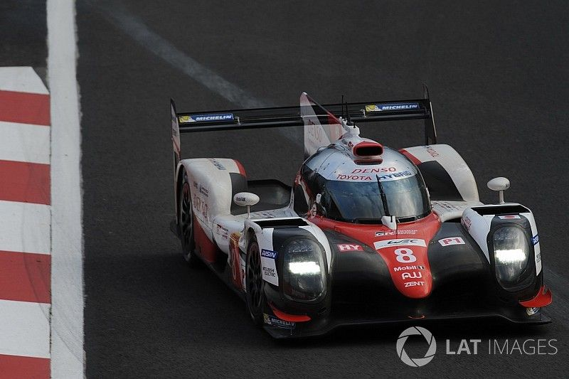 EL3 - Toyota, aux dépends de Porsche