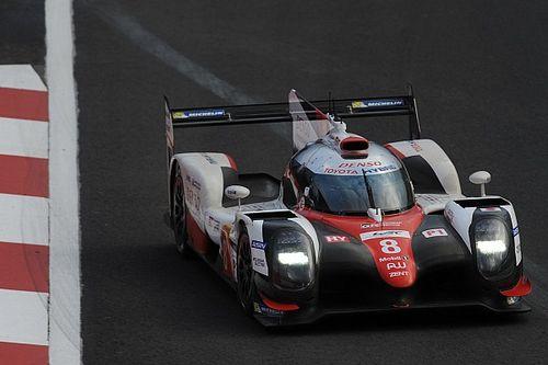 Toyota cambia su alineación para la carrera en Austin