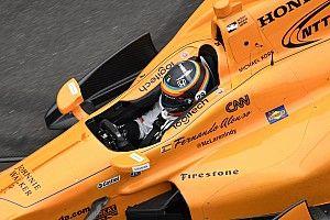 Alonso'nun Indy 500'de kullanacağı aracı keşfedelim