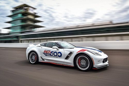 Corvette Grand Sport named 2017 Indy 500 pace car