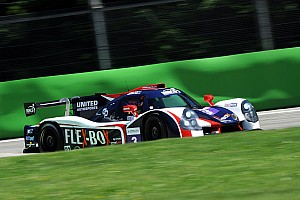 European Le Mans Race report United Autosports remain well-placed in ELMS championship after challenging Italian race