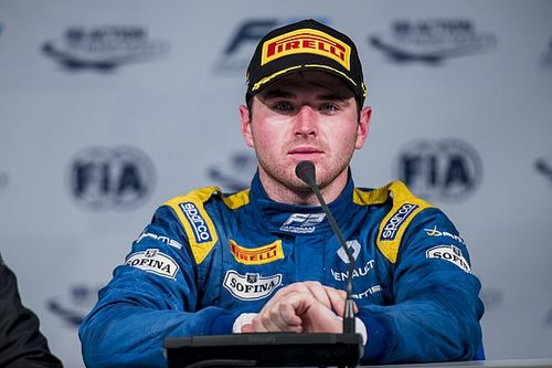 Formel 2 Abu Dhabi: Rowland und Fuoco disqualifiziert
