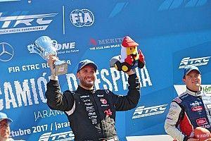 FIA ETRC: Kiss Norbi európa-bajnoki bronzérmes!