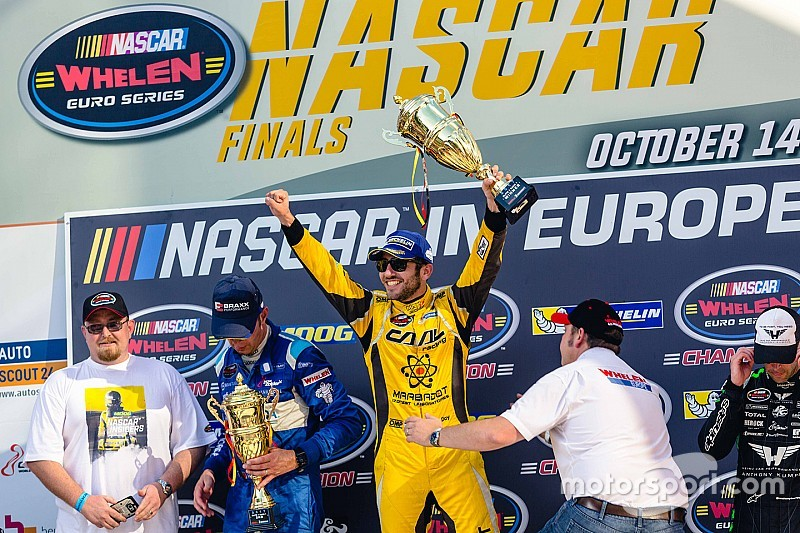 NASCAR Euro Series launches Nations Cup program