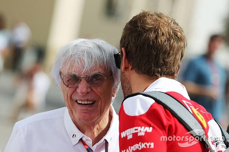Ecclestone: Az F1-nek szüksége van egy olyan Vettelre, aki nyer