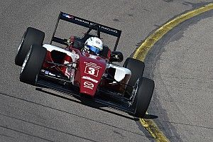 Iowa USF2000: Askew takes dominant win over Pabst pair