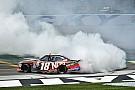NASCAR XFINITY Kyle Busch holds off Ryan Blaney for Xfinity win at Kentucky