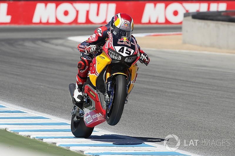Superbike-WM: Stefan Bradl fällt für Magny-Cours aus, Gagne kommt