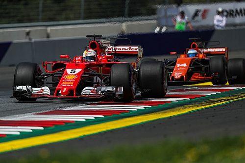 """Ferrari et Marchionne """"pas intéressés"""" par un retour d'Alonso"""