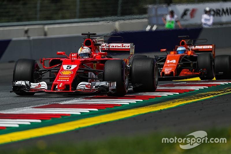 """Ferrari """"tak tertarik"""" rekrut kembali Alonso"""